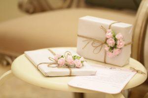 結婚式ギフト